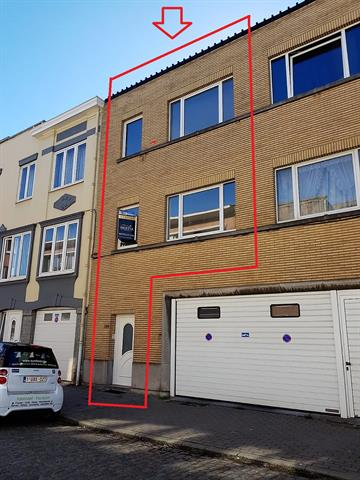 Appartementsgebouw - Molenbeek-Saint-Jean - #3571079-0